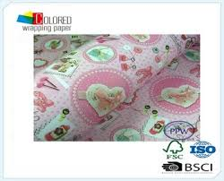 anime wrapping paper new design custom gift printed anime wrapping paper wholesale