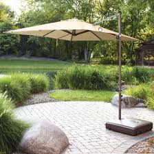 Patio Offset Umbrellas Umbrella Replacement Canopy Garden Winds