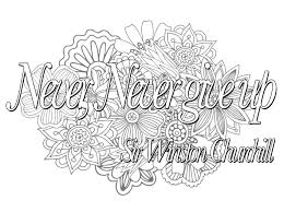 printable inspirational quotes to color inspiring design ideas free printable quote coloring pages for