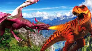 dinosaur dragon videos for kids 3d dinosaurs cartoons for children