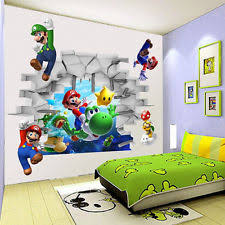 mario bedroom super mario bedroom ebay