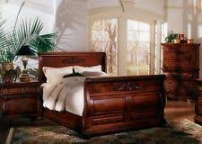 Solid Mahogany Bedroom Furniture by Mahogany Bedroom Furniture Sets With 5 Pieces Ebay