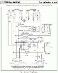 36 volt ez go golf cart wiring diagram saleexpert me