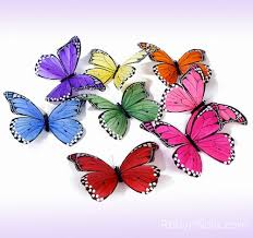 butterfly gifts large rainbow butterfly garland inspirational butterfly gifts