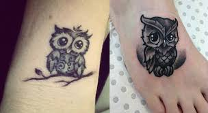 8 owl tattoos on everything about tattoos