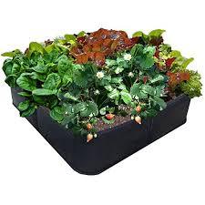 vegetable planter boxes amazon com