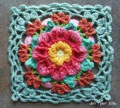 460 best crochet squares love images on pinterest crochet motif