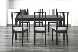 Ikea Furniture Dining Room Ikea Dining Table Set Dining Table And 6 Chairs On Dining