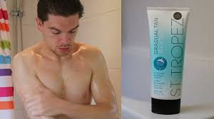 st tropez in shower review youtube