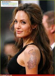 wild tattoos tiger tattoos for women