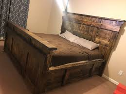 bed frames how many pallets for a queen size bed pallet bed for