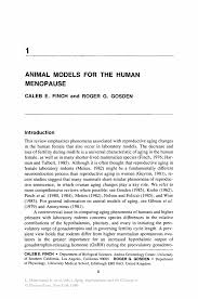 sample dissertation introduction chapter animal models for the human menopause springer animal models for the human menopause