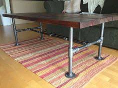 Black Pipe Coffee Table - pipe tables for the home pipe coffee table for the home