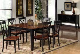 unique dining room set unique design solid wood dining room set ebay canadel dining room