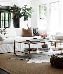 Elegant Coffee Tables by 15 Pretty Ways To Style A Coffee Table