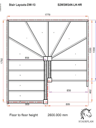 stairway terminology also includes dimensions for doors and rise