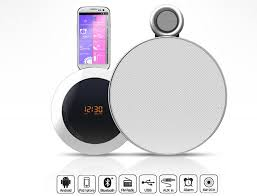 android bluetooth speaker sherwood ds n10a app enhanced smart audio bluetooth speaker system
