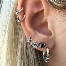 earring on ear ear cuffs earrings search miniinthebox