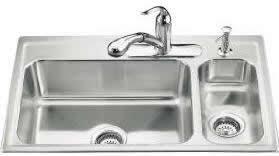Kitchen Sinks An Overview - Kitchen sinks styles