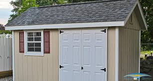 A Frame Kit by Storage Shed Kits Wooden Shed Kits Horizon Structures