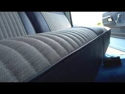 Do It Yourself Car Upholstery How To Reupholster Car Seats Car Upholstery Car Seats And