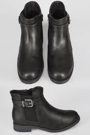 womens ankle boots size 9 uk wide fit ankle boots footwear yours clothing