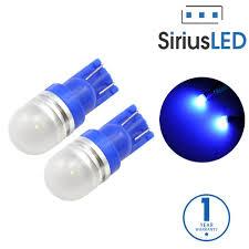 Led Car Lights Bulbs by Amazon Com Siriusled Super Bright 1 W Led Bulbs With 360 Degree
