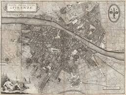 Florence Italy Map File 1847 Molini Pocket Map Of Florence Frienze Italy