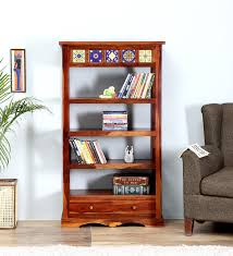 Wall Shelves Pepperfry by Latest Book Shelves Price List Compare U0026 Buy Book Shelves Online