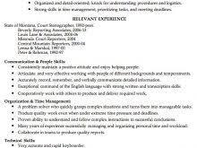 resume wording for customer service free resume