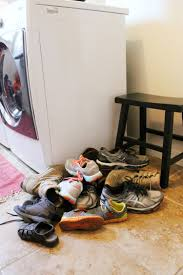 how to organize shoes in the laundry room or mud room child at