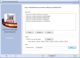 youtube downloader free software for downloading videos all free youtube downloader standaloneinstaller com