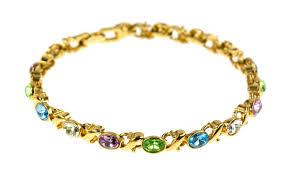 childrens gold bracelets children s gold jewellery ebay