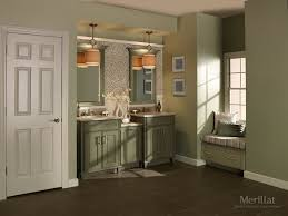 2012 Coty Award Winning Bathrooms Traditional Bathroom by Merillat Masterpiece Gallina In Cherry Vintage Sage Traditional