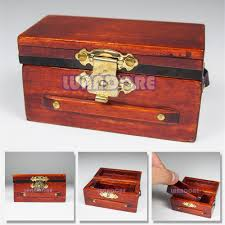 aliexpress com buy odoria 1 12 miniature treasure chest vintage