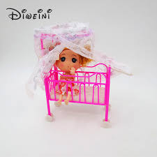 Dollhouse Bed For Girls by Online Get Cheap Dollhouse Beds Aliexpress Com Alibaba Group