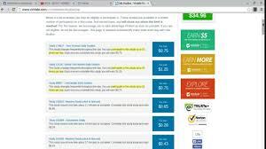 Money Making Online Surveys - how to take online surveys for money vindale research easily