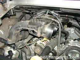 porsche 911 air oil separator replacement 996 1998 2005 997