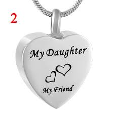 necklace to hold ashes online shop hot sale engraved my my my angel heart
