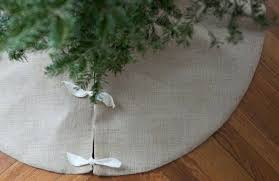 burlap tree skirt wholesale no sew burlap tree skirt