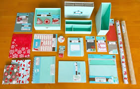 Martha Stewart Desk Accessories Home Office Nook Organization C R A F T
