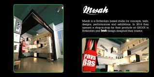 shop in shop mwah hunk design