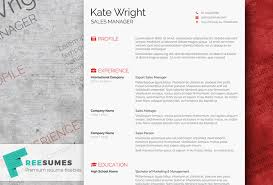 40 free resume templates 2017 professional u0026 100 free