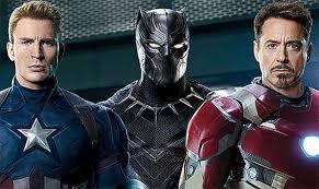 Pantera Negra é destaque em novas fotos de Capitão América ...