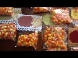 thanksgiving treat bags turkey toes