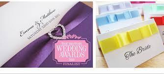 Wedding Invitations Glasgow Handmade Luxury Wedding Invitations