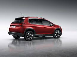 peugeot 2008 crossover new peugeot 2008 suv allure puretech 1 2 vti at keith price