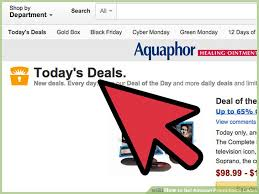 black friday amazon image how to get amazon promotional codes with pictures wikihow