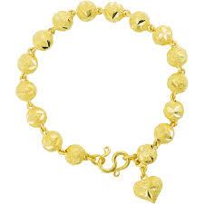 chain bracelet designs images Robert manse designs 23k 1 thai baht yellow gold 7 25 in beaded jpg