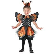 Baby Halloween Costumes Uk 0 3 Months Monarch Butterfly Infant Toddler Costume Buycostumes